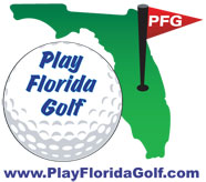 Play Florida Golf Logo